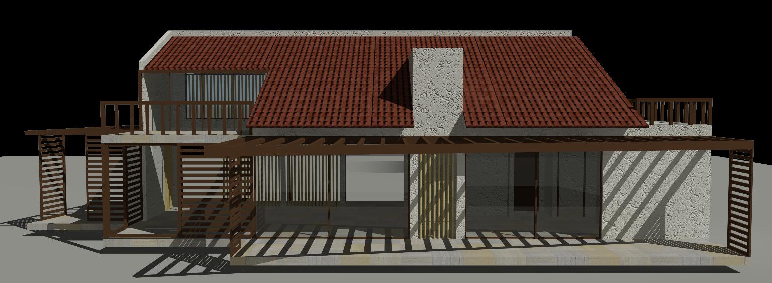 Dise os y proyectos casa de campo prima for Disenos de casas de campo